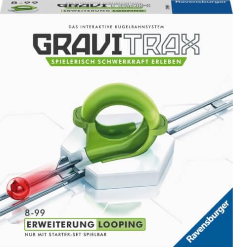 Ravensburger 275939 GraviTrax Looping, innovatives Bausystem