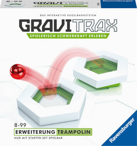 Ravensburger 27613 GraviTrax Trampolin