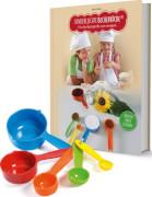 Backhilfe Kinderleichte Becherküche, 6-teilig