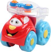 SpielMaus Baby Rasselball Auto, 3 verschiedene Ausführungen