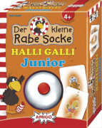 AMIGO 02790 Rabe Socke Halli Galli Junior