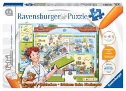 Ravensburger 5239  tiptoi® - Puzzeln, Entdecken, Erleben: Beim Kinderarzt