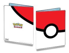 Ultra Pro Pokémon Pokeball 9-Pocket Portfolio
