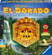 Ravensburger 267200 El Dorado, Strategiespiel