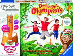 Ravensburger 008490 active Set Dschungel-Olympiade