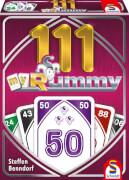 Schmidt Spiele 75047 MyRummy 111, Familienkartenspiel, ab 8 Jahre