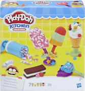Hasbro E0042EU4 Play-Doh Kleiner Eissalon, ab 3 Jahren