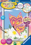 Ravensburger 28474 Malen nach Zahlen Schmetterling Sonderserie F