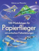 Papierflieger 100 Motivbögen