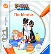 Ravensburger 55476 tiptoi® Pocket Wissen: Tierkinder - F20