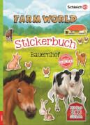 SCHLEICH® Farm World - Stickerbuch Bauernhof